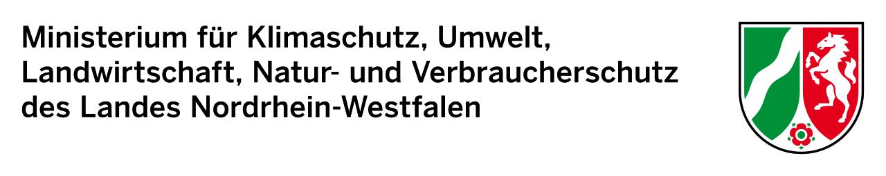 GLogo Umweltministerium NRW